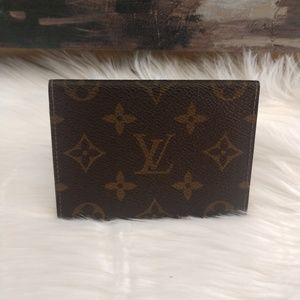 Louis Vuitton Card/ID Holder